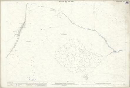 Durham XVI.16 (includes: Stanhope) - 25 Inch Map