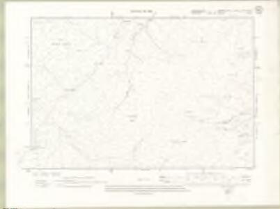 Lanarkshire Sheet XLI.SW & XLla SE - OS 6 Inch map