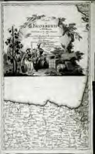 Karte von Frankreich in XVI Blättern, No. 9 und [No. 13]
