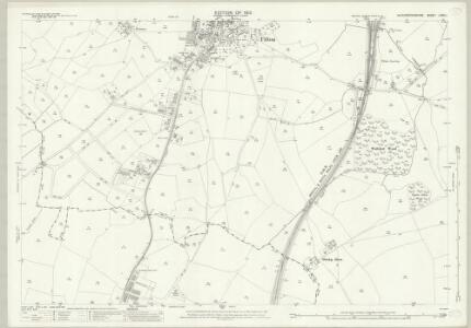 Gloucestershire LXXII.1 (includes: Bristol; Filton; Winterbourne) - 25 Inch Map