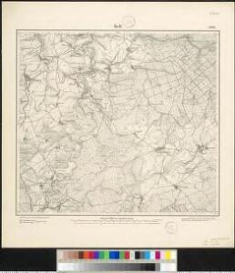 Meßtischblatt 3494 : Kell, 1887