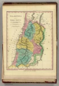 Palestina seu Terra Sancta.  (1826)