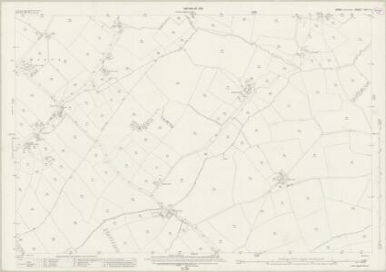 Essex (New Series 1913-) n XIV.14 (includes: Debden; Thaxted; Wimbish) - 25 Inch Map