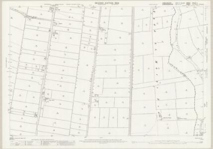Lincolnshire CXLIX.11 (includes: Newton; Sutton St Edmund; Tydd St Giles; Tydd St Mary) - 25 Inch Map