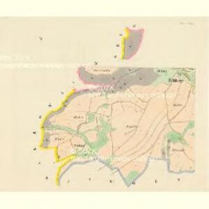 Röhberg (Reberk) - c3992-1-004 - Kaiserpflichtexemplar der Landkarten des stabilen Katasters