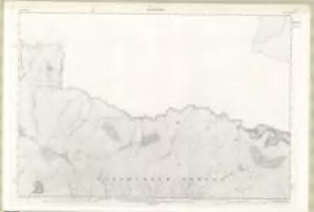 Inverness-shire - Mainland Sheet LXXX - OS 6 Inch map