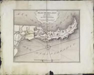 Plan de Melazo en Sicile dans la province de Valle di Demona