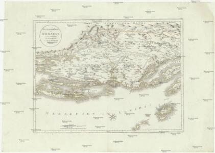 Westlicher Theil von Dalmatien