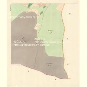 Gross Wrbka - m0912-1-007 - Kaiserpflichtexemplar der Landkarten des stabilen Katasters
