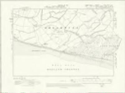 Sussex XLVI.SW & SE - OS Six-Inch Map