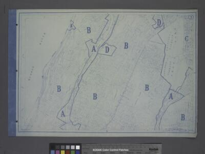 Area District Map Section No. 3; Area district map / City of New York, Board of Estimate and Apportionment.