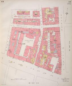 Insurance Plan of City of London Vol. II: sheet 44