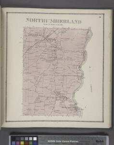 Northumberland [Township]