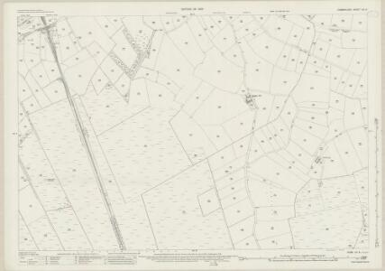 Cumberland XIV.8 (includes: Bowness) - 25 Inch Map