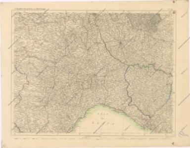 F. Handtke ́s Special-Karte von Mittel Europa No 36-37