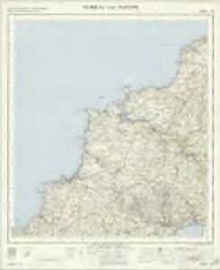 Newquay and Padstow - OS One-Inch Map