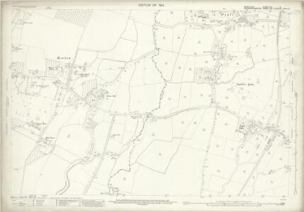 Middlesex XIX.6 (includes: Horton; Stanwell) - 25 Inch Map