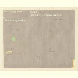 Friedrichsdorf - m0045-1-009 - Kaiserpflichtexemplar der Landkarten des stabilen Katasters