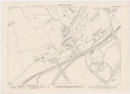 London XV.87 - OS London Town Plan