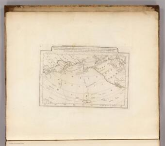 Map of the Discoveries made by Capts. Cook & Clarke in the Years 1778 & 1779.