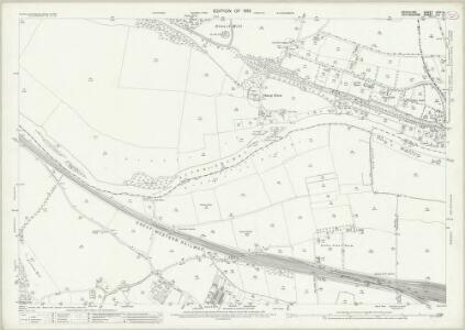 Berkshire XXIX.14 (includes: Mapledurham; Reading) - 25 Inch Map