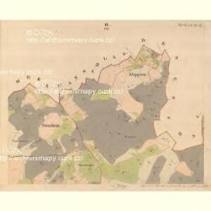 Luschnitz - c5945-2-002 - Kaiserpflichtexemplar der Landkarten des stabilen Katasters