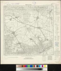 Meßtischblatt 1703 : Hohenwalde, 1934