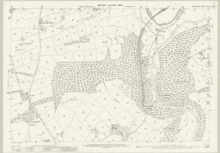 Devon CV.15 (includes: Tavistock Hamlets; Whitchurch) - 25 Inch Map