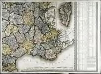 Carte de la France, 4