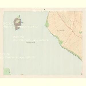 Zliw - c9281-1-009 - Kaiserpflichtexemplar der Landkarten des stabilen Katasters