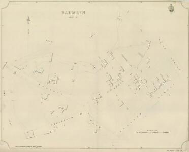 Balmain, Sheet 38, 1892
