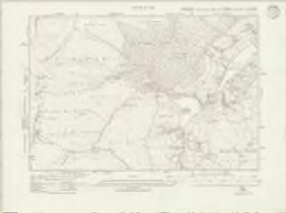 Derbyshire VII.NE - OS Six-Inch Map