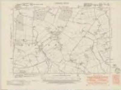 Cambridgeshire LXIIB.SW - OS Six-Inch Map
