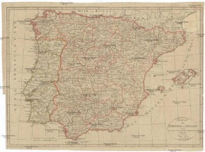 Charte von Portugal u. Spanien