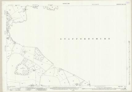 Shropshire XVI.6 (includes: Market Drayton; Sutton Upon Tern; Tyrley) - 25 Inch Map