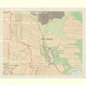 Gross Zablath - c9005-1-005 - Kaiserpflichtexemplar der Landkarten des stabilen Katasters