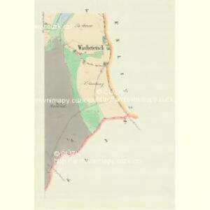 Wschetetsch (Wssetec) - c8913-1-004 - Kaiserpflichtexemplar der Landkarten des stabilen Katasters