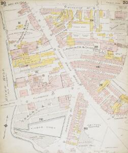 Insurance Plan of Hull (Yorkshire) Vol. II: sheet 20