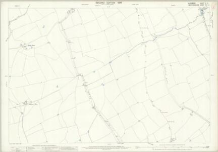 Middlesex VI.2 (includes: Elstree; Rowley; Shenley) - 25 Inch Map