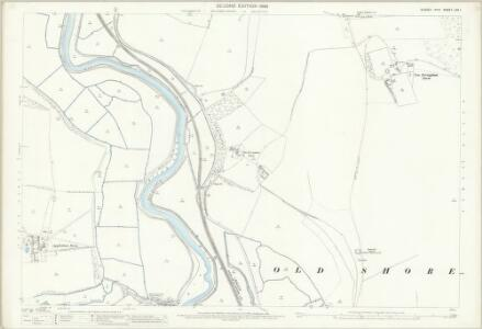 Sussex LXV.1 (includes: Coombes; Old Shoreham) - 25 Inch Map