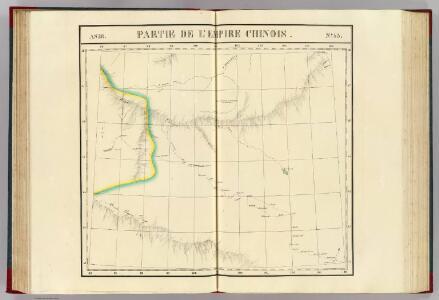Partie, l'Empire Chinois. Asie 45.