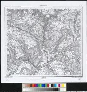 Meßtischblatt [8315] : Waldshut, 1880