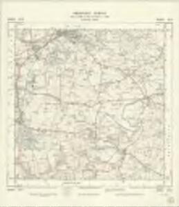 SJ34 - OS 1:25,000 Provisional Series Map