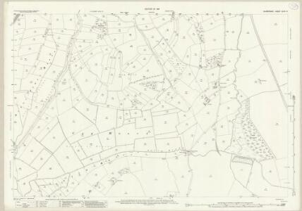 Glamorgan XLVII.14 (includes: Lavernock; Penarth; St and rews Major; Sully) - 25 Inch Map