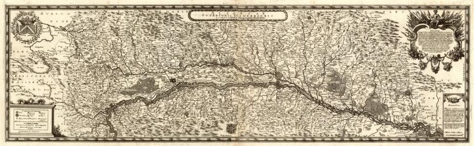 Alsatiae Svperioris et Inferioris accuratissima Geographica Descriptio