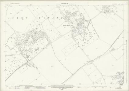 Oxfordshire XLVII.4 (includes: Aston Rowant; Crowell) - 25 Inch Map