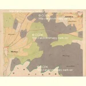 Krzizowitz - c3672-1-008 - Kaiserpflichtexemplar der Landkarten des stabilen Katasters