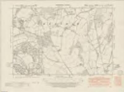 Kent XXVII.SE - OS Six-Inch Map
