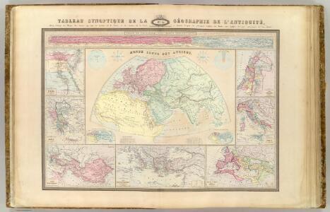 Geographie de l'antiquite.