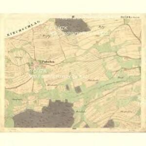 Tischlern - c6969-1-003 - Kaiserpflichtexemplar der Landkarten des stabilen Katasters